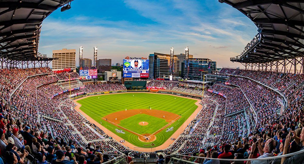 Suntrust Park Small